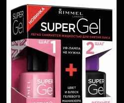 Гель-лак для ногтей Rimmel Super Gel